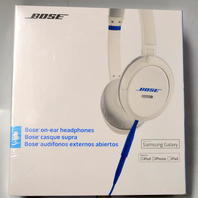 Bose on-ear headphones for Samsung Galaxy iPod - Club white.