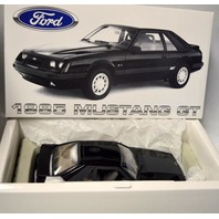 GMP 1985 Mustang GT 5.0, Black, #0712 out of 3000. New.