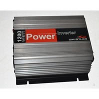 whistler power inverter 1200 USED