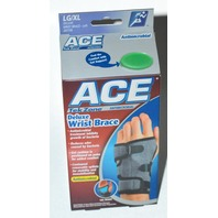 ACE Tekzone  Deluxe Wrist Brace LG/XL -Right