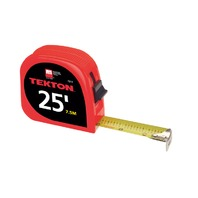 "Tekton 7213  - 25' X 1"" Tape Measure - 7.5mm"
