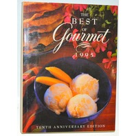 5 Gourmet Cook Books - Best of 1995, 1996, 1997, 1998 and Gourmet Parties