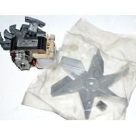 Whirlpool Convection Oven Motor-New- P/N 66966-ZP,  Plaset 120V-60Hz 42W
