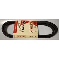 Demco V-Belt 3X632 New Old stock - New