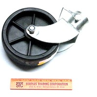 1 - Caster for Trailer Tongue Jack #5814