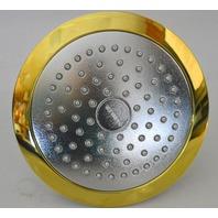 Kohler #10282 Chrome and Brass Single Function Shower Head.