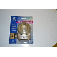 GE Power Failure Night Light - rechargable battery included.