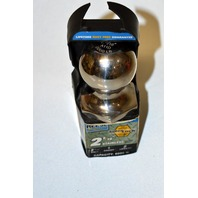 "Reese Inter Lock 2 5/16"" Stainless Hitch Ball, 1"" Shank, 2"" Length. 6000 lb 72844."