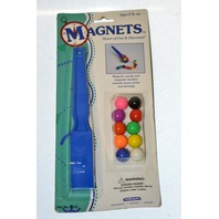 Magnet Wand and Magnetic Marbles - fun to play with - Ages 6 and up. #00312