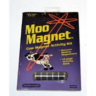 Moo Magnet - Cow Mgnet Activity Kit. Ages 6 and up. Find out how they are used today.