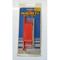 """Universal Latch Magnet. Lifts upto 50 lbs. 4.25""""L x 1.125""""T x .9375""""W. #07502"""