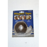 "Flexible Magnet Tape in Dispenser .75"" #07076 - 3/4"" x 26'"