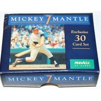 1992 Pinnacle Mickey Mantle #30 Baseball Card Set by Pinnacle-Score