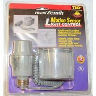 Heath/Zenith Motion Sensor Light Control SL-5212-GR, 110* Detection Zone