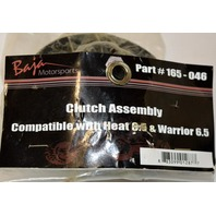 """Baja Motorsports Clutch Assembly #165-046,3/4"""" Bore, compatible with Heat 6.5 & Warrior 6.5"""