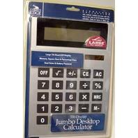 """Jumbo Tilt-Display Desktop Calculator by Journey's Edge 8 3/4"""" x 11 3/4"""""""