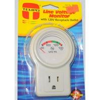 Tempo Line Voltage Monitor AC Volts. Model #LVM110, Part #280110