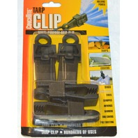 CinchTite Tarp Clips - 4 Pack
