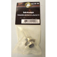 Baja Motorsports Bulb Headlight #165-666, compatible with 6.5 & Warrior 6.5