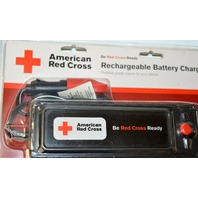 American Red Cross Rechargeable Battery Charger #RC1011