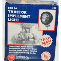 Tractor Implement Light Par 36 Trapezoidal beam #507 by PM