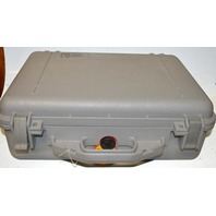 "Pelican Waterproof Case  12""x18x6.7"" OD - Gray"