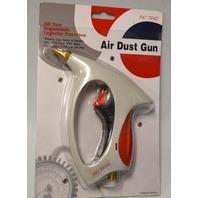 """Lematec Ergonomic Plastic Gun Body and Nozzle,Air inlet 1/4"""" NPT male. 90PSI"""