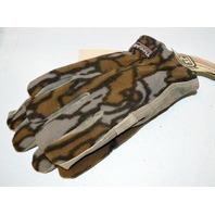 Whitewater Thinsulate winter gloves-Camo colors #TB-45 - Size XL