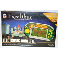 Electronic Roulette Handheld Game by Excalibur Electronics.