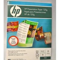 HP Q5449A Premium Presentation Paper, 150 Sheets 8.5 x 11