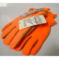 Whitewater  Thinsulate winter gloves - Orange/Rust Color- #0-45