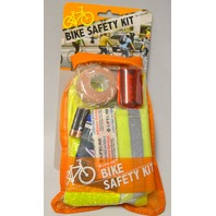 Lifeline Bike Safety Kit- Clips securely to your bike or backpack.