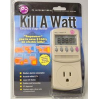 P3 International Electric Usage Monitor - Kill A Watt - #P4400