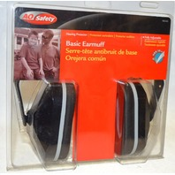 AO Safety Basic Earmuff-Noise reduction rating 20 decibels #90540