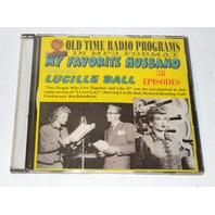 "Old time radio shows-in MP3 format-""My favorite Husband"" 58 Episodes-Lucille Ball"