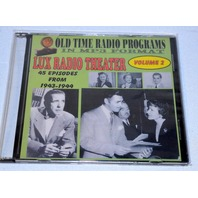Old time radio shows-in MP3 format-Lux Radio Theater-Vol.2-45 episodes 1943-1944