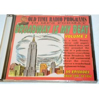 "Old time radio shows-in MP3 format-""Broadway is my Beat"" Vol.1-1949-1950"