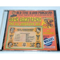 "Old time radio shows-in MP3 format-""Jack Armstrong, The all american boy"""