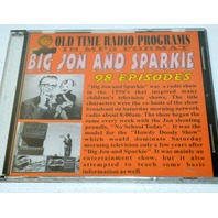 "Old time radio shows-in MP3 format-""Big Jon and Sparkie"" 98 Episodes"