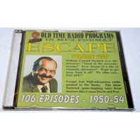 "Old time radio shows-in MP3 format-""Escape"" Volume 2, 1950-0954"