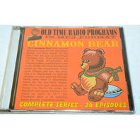 Old time radio shows-in MP3 format- Cinnamon Bear - 26 Episodes, 1937