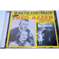 Old time radio shows-in MP3 Format - Fred Allen- Vol. 1 - 1939-1942