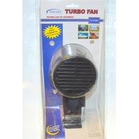 Tracker by BarJan Turbo Fan 12V - Plugs into vehicle's power outlet #023-550