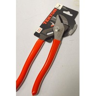 "Tekton 37523 7"" Angle pipe wrench -style, interlocking tongue and groove joint"