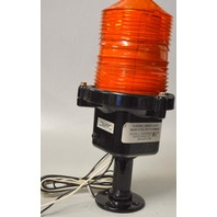 Julian A McDermott Corp.- Flashing Amber Light-DCL-PO-11.0 - 120V