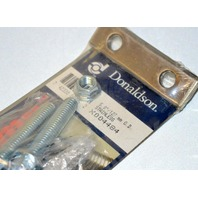 """Donaldson 5"""" Stainless Steel Seal Clamp-Flat Band #X0044484"""