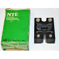 NTE Electronics, Solid State Relay - RS3-1D25-24T - 240VAC  25A