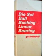 Thomson Industries-#DS24 Die Set Ball Bushing Linear Bearing.