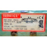 Numatics Solenoid Valve #228-690B / 120 VAC , .11A, 50/60Hz - 152SS00K