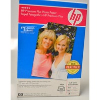 "HP Q6564A  Soft Gloss Semisatinado 4 x 6"", 11.5 mil Photo Paper"